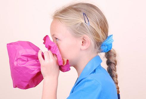ademhalingsproblemen kinderfysiotherapie