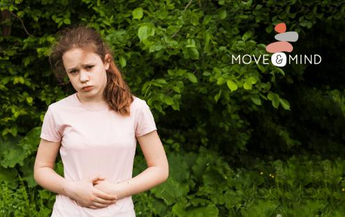 Buikpijn kinderen Move & Mind De Bilt kinderfysiotherapie